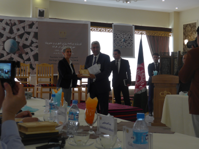 Conference in Herat
