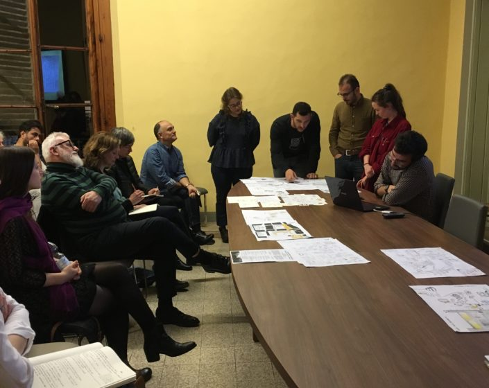 "Workshop internazionale ""Everyday geographies of public space. Imaginations and practices in Florence"""